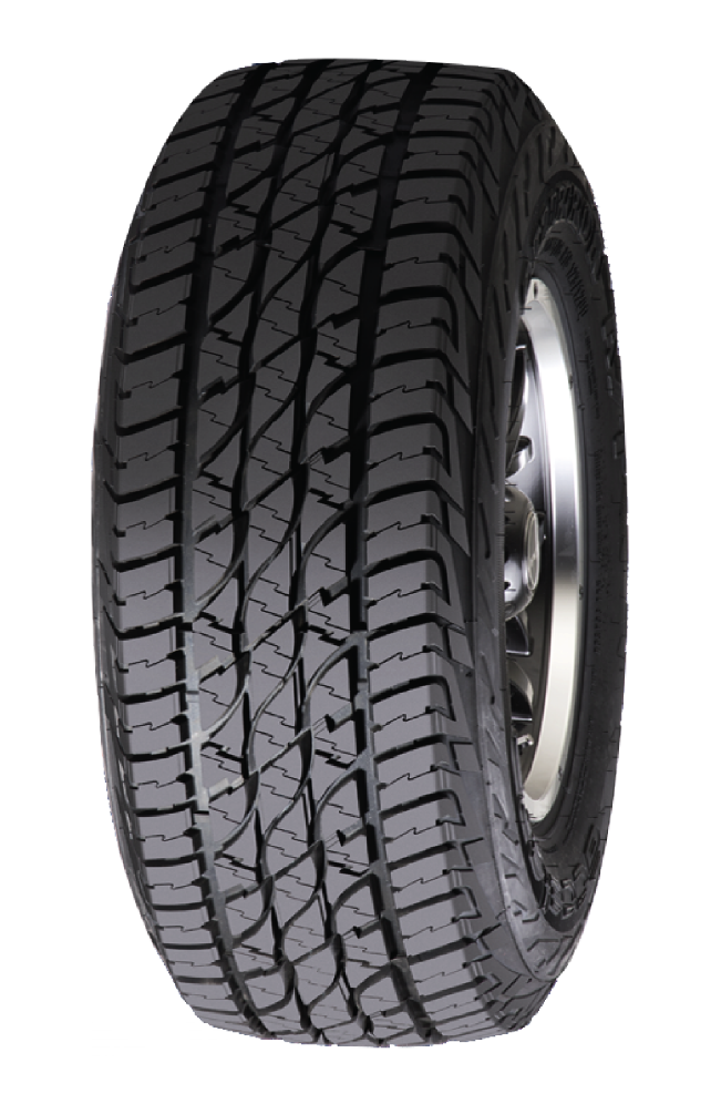 Accelera Edgy All-Terrain Tire | Omikron AT