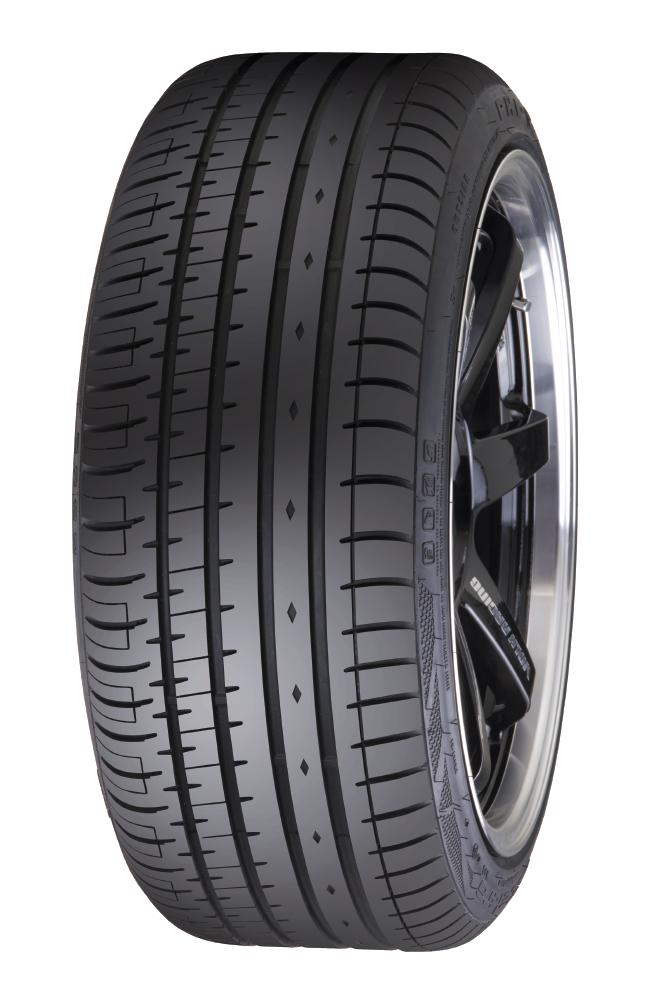 Accelera Run-Flat Tire | PHI R NPM