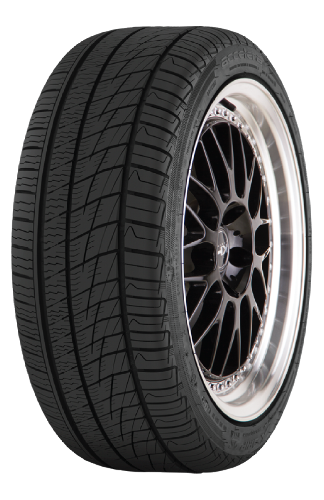 Accelera All-Weather Tire | X-Grip 4S