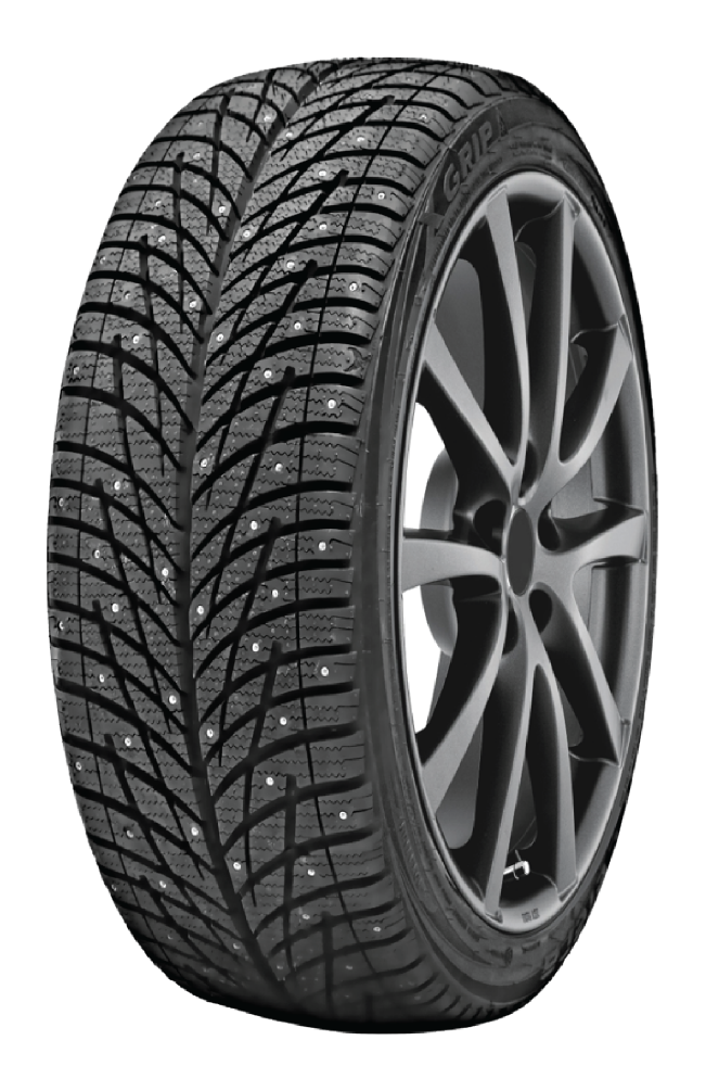 TWO Accelera X Grip Winter Touring Radial Tires-185//65R15 88H Set of 2