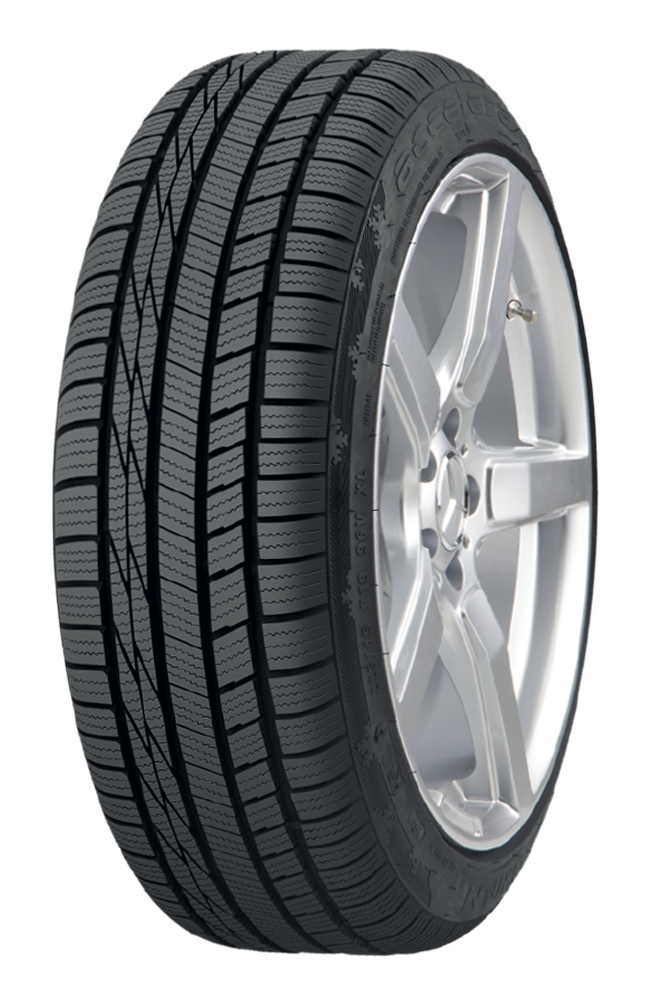 Accelera Studless Winter Tire | X-Grip N