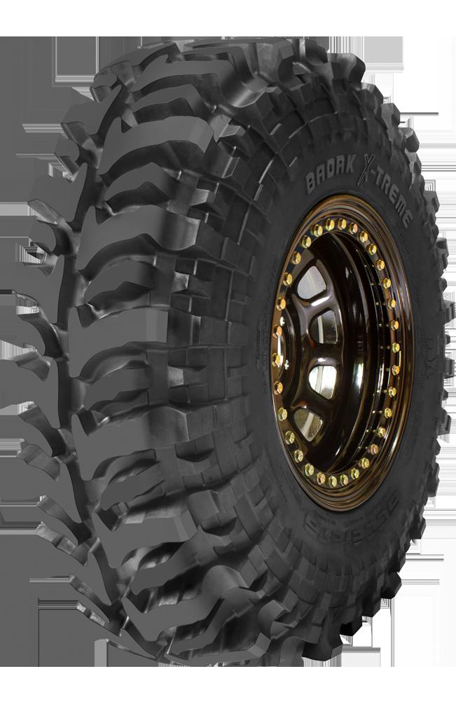 Accelera's Extreme Mud-Terrain Tire | Badak X-Treme